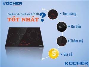 Đánh giá 3 Bếp Từ Loại Nào Tốt Tại Việt Nam 2019?