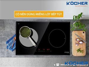 Có nên dùng miếng lót bếp từ?