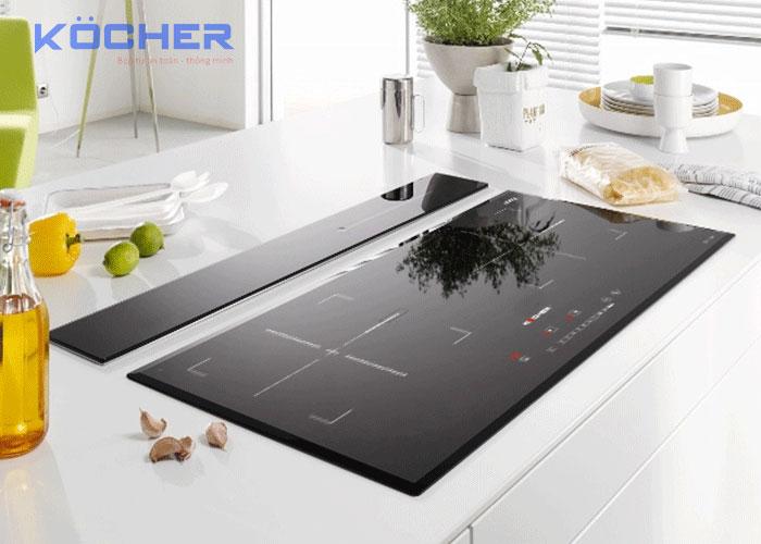 Hình ảnh về bếp từ Kocher