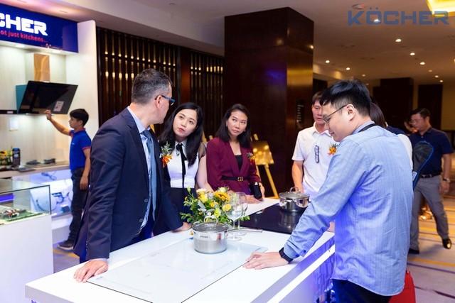 Dantri.com.vn - Kocher hợp tác EGO ra mắt sản phẩm bếp từ inverter thế hệ mới giá dưới 15 triệu đồng