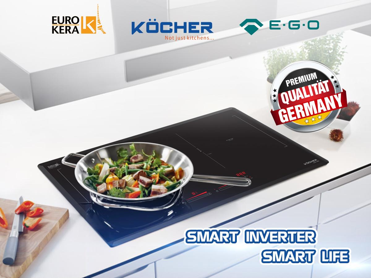 hướng dẫn sử dụng bếp từ Kocher DIB4-888