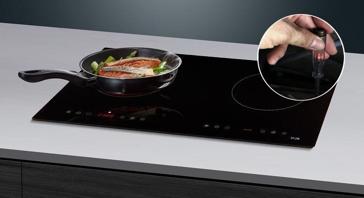 Nguyên nhân & cách xử lý bếp từ bị rò điện