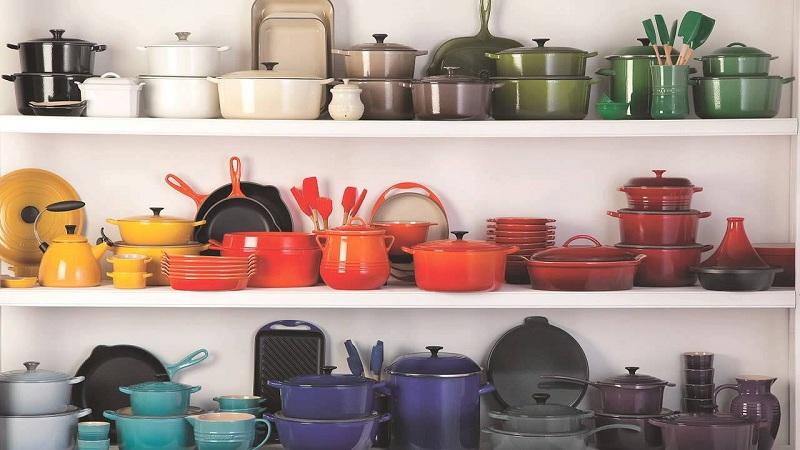 Các loại chảo gang bếp từ