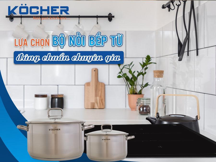 Nên lựa chọn nồi đáy ghép và nồi đáy liền cho căn bếp gia đình?
