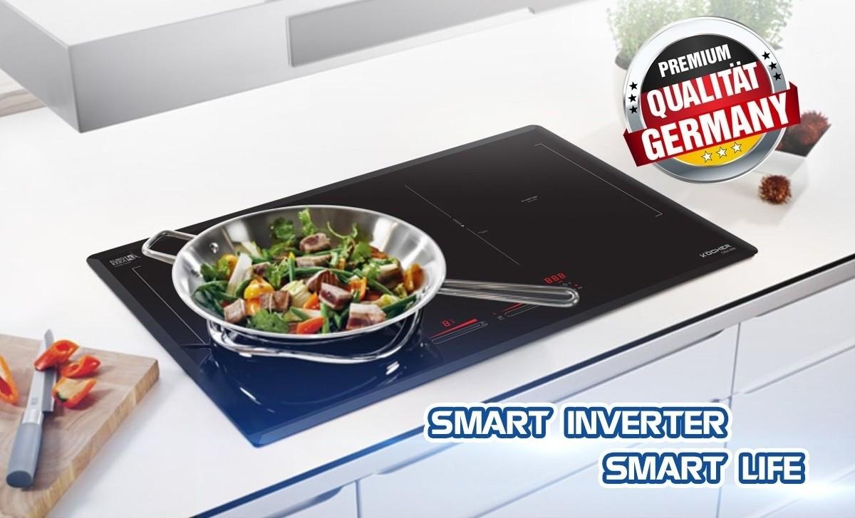 Hướng dẫn cách nhận biết bếp từ inverter