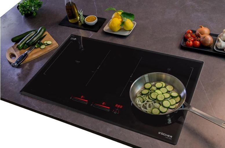Tại sao bếp từ Kocher DIB4-888 sử dụng được ở những nơi điện áp không ổn định