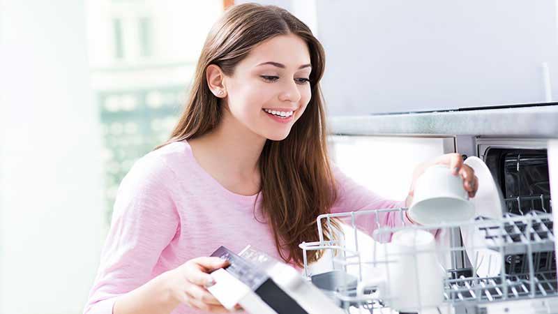 Máy rửa bát bát có sạch không - Kinh nghiệm sử dụng máy rửa bát sạch