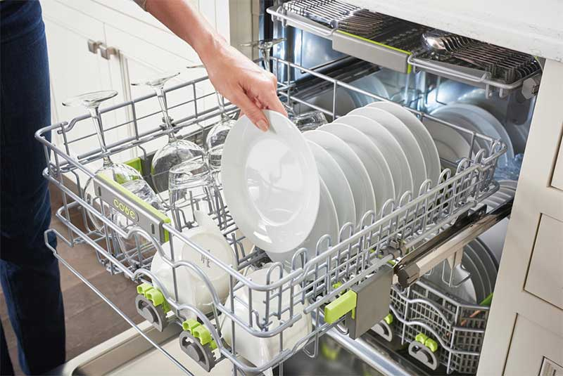 Máy rửa bát có chức năng sấy (10+ điều cần biết)