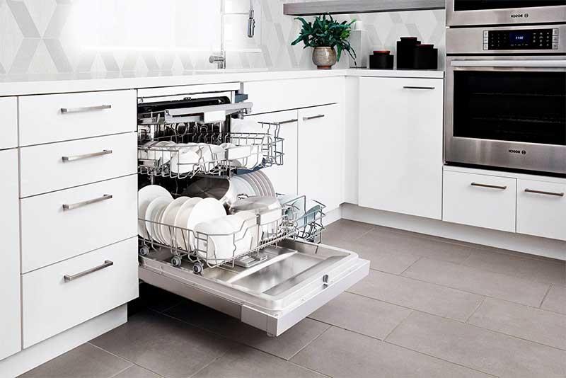 Máy rửa bát loại nào tốt nhất năm 2021 theo: hãng, loại máy, giá, kích thước, công nghệ...
